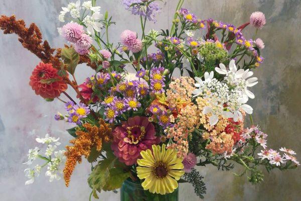 mazzo di fiori allegri